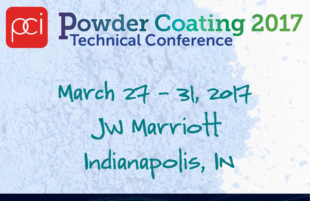 Powder Coating 2017 Tech Conference