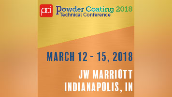 Join Us at Powder Coating 2018 Conference