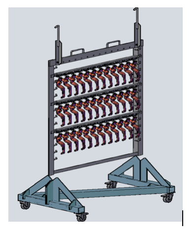 How to Increase Part Throughput with Racking